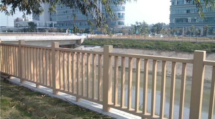 木塑护栏006