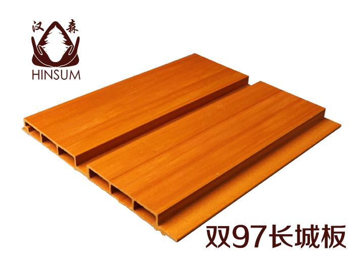 生态木双97长城板